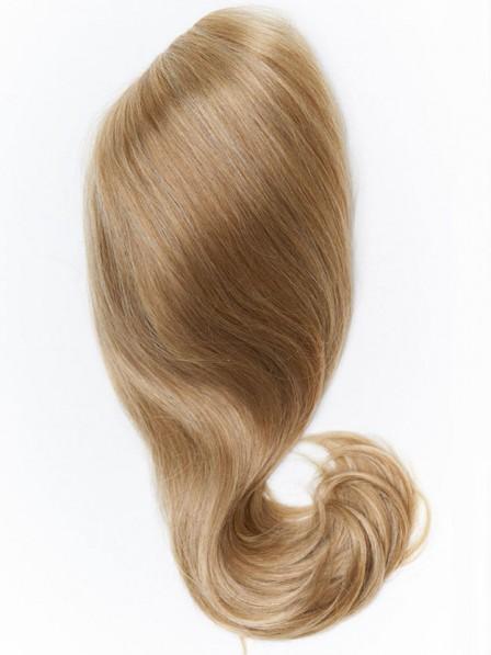 Natural Look New 100% Human Hair 3/4 Capless Wigs