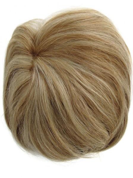 100% Human Hair Addition Mono Top Wiglet