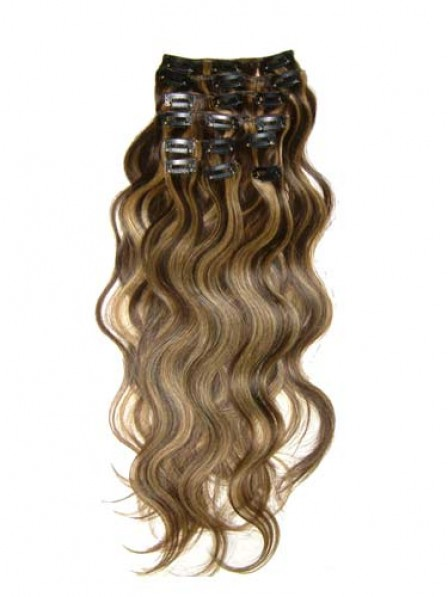 Wavy Human Hair Thick HairPieces Multi Chioce for Length