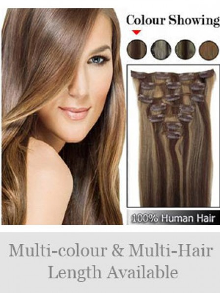 Clip In Hair Extensions Multi Chioce for Length