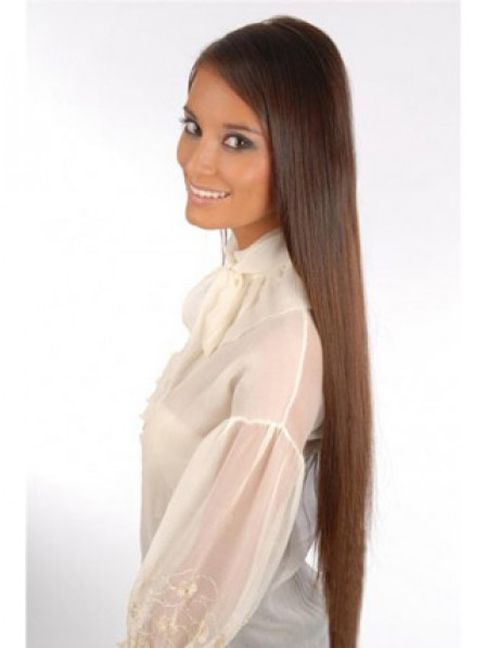 Straight Human Hair Hair Extensions Multi Chioce for Length