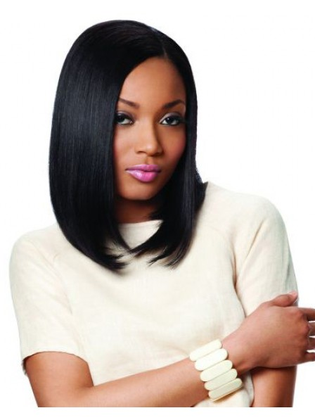 Fashion Lace Front African American Bob Style Wig 2019