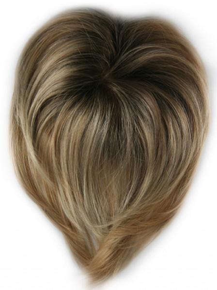 Hair Topper for Hair Loss Clip in Hair Top Pieces