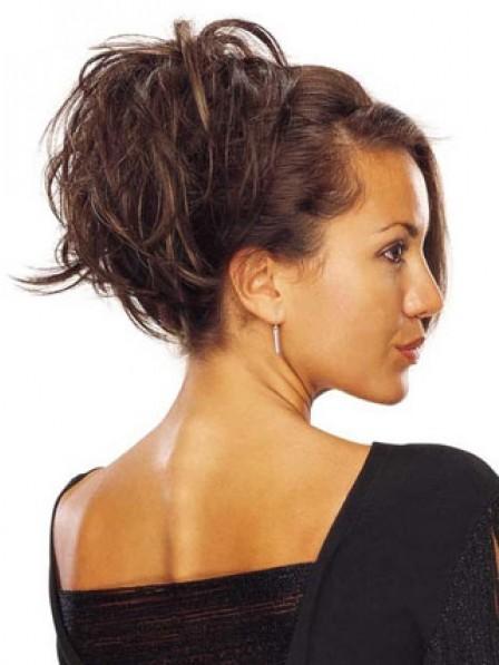 New Auburn Heat Friendly Synthetic Hair Claw Clip Hair Wraps