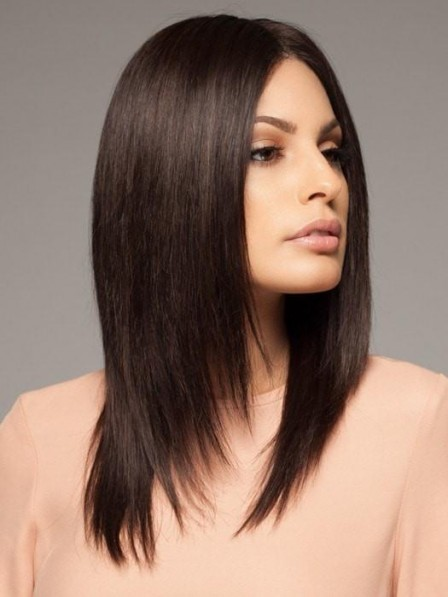 Remy Human Hair Lace Front Straight Wigs  Store