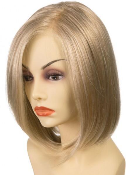 Human Hair Piece Mono Wiglet New Design