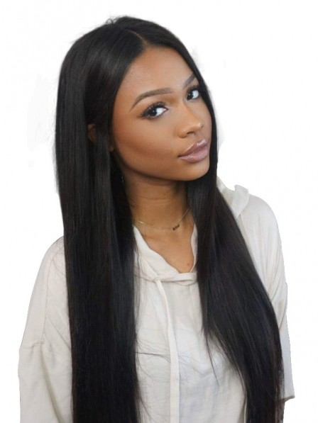 Lace Front Human Hair Wigs For Women Natural Looking