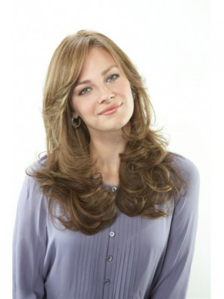 Healthy Design Wavy Lace Front Human Hair Real Wig Shops
